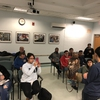 Students learning about native Long Island Animals