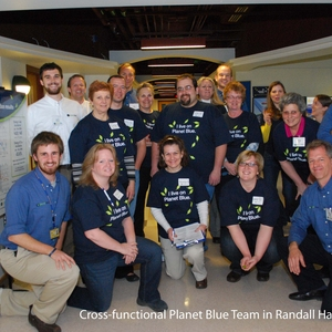 Planet Blue: Saving Energy, Saving Money and Saving the Planet at the University of Michigan