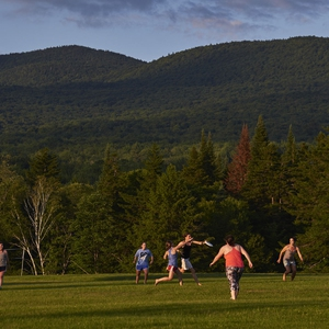 Middlebury's Bread Loaf Mountain Campus and Surrounding Conserved Lands