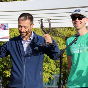Bike to Breakfast at Utah State University