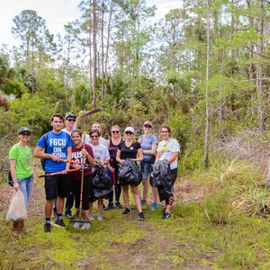 Florida Gulf Coast University Eagles' Earth Day