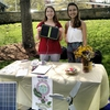 Many student organizations, including Women of Appropriate Technology and Sustainability, were on hand at the Earth Tones event to celebrate Earth Day and inform the campus community about their sustainable initiatives.