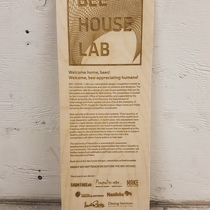 BEE / HOUSE / LAB International Design Competition