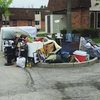 Uncollected Heap of Donations