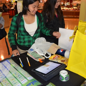 UCI Zero Waste Food Court Pilot Program
