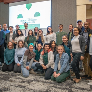 Greenspace Sustainability Design Town Halls and Make-A-Thon: A model for empowering campus communities to lead the design of sustainable spaces and places