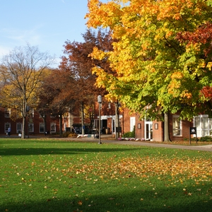 Chatham University Grounds and Eden Hall Campus
