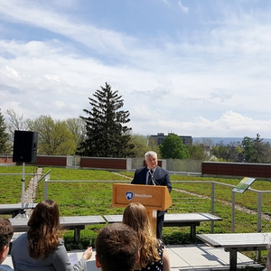 Green Roof Dedication