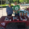 The EKU Office of Sustainability gave away heirloom tomato seedlings to all visitors of the Earth Day Festival