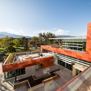 Colorado College Net-Zero Energy/Carbon Tutt Library