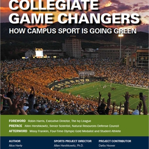 Collegiate Game Changers: How Campus Sport is Going Green
