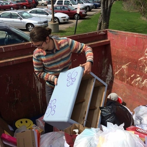 Stash It, Don't Trash It Move-Out Reuse Initiative