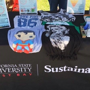Earth Day at California State University, East Bay!