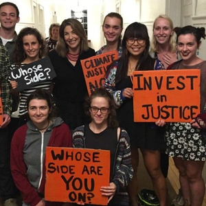 UMass Fossil Fuel Divestment Campaign