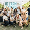 UT Farm Stand staff and volunteers