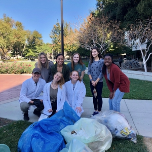 Santa Clara University Waste Characterization with Campus Residents