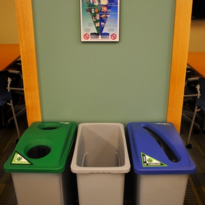 Recycling, Reuse, and Composting Program: Phase 1