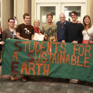 Building a Campus Culture of Sustainability