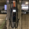 New EV Charging Station Post-Installation