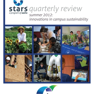 STARS Quarterly Review: Summer 2012
