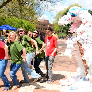 NC State University Students Leverage Partnerships To Eliminate Plastic Bags on Campus