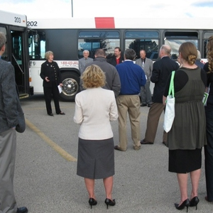 The Green Line Park-n-Ride: A Community Transportation Collaborative