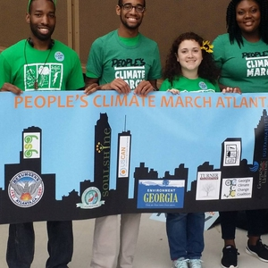 Atlanta People's Climate March and Climate Summits