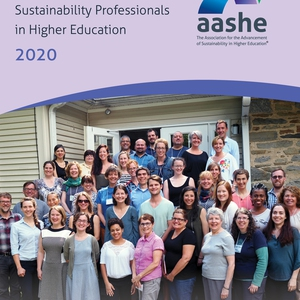 2020 Higher Education Sustainability Professionals Survey & Report