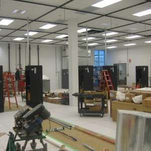 Building a Green Data Center at Syracuse University