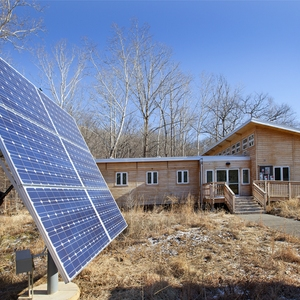 Getting to Net- Zero Energy: Lessons Learned from a Living Building Challenge