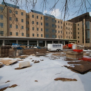 University of Wisconsin-Stevens Point LEED Gold Residence Hall