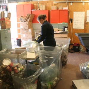 The Nova Scotia Community College's (NSCC) Waste Management Improvement Project