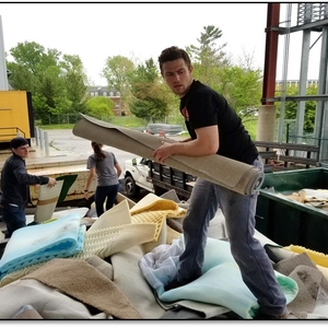 Ohio University Move-Out Sustainability Project