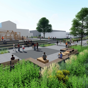 BCIT's Sustainable Infrastructure Project wins Envision Gold