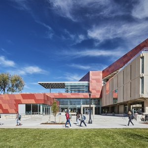 Colorado College Net-Zero Library