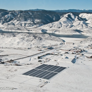 Implementing Large Scale Solar in the Land of Cheap Coal