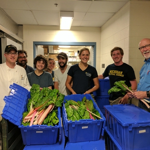 University of Michigan Campus Farm and MDining Lead Sustainable Food Movement