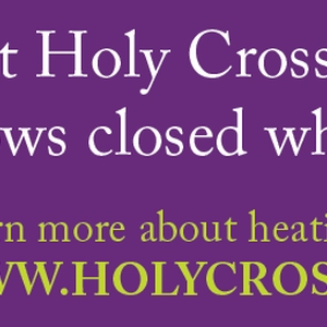 Collaborative thermal heating conservation project at the College of the Holy Cross