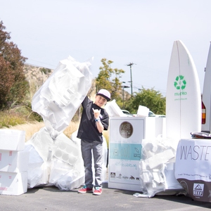 UC Irvine Styrofoam Recycling Pilot Program