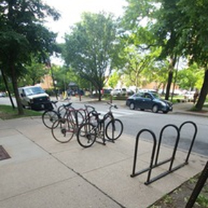 UIC Campus Bike Rack Inventory