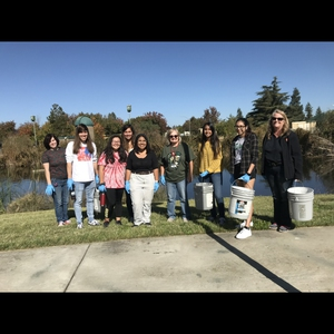 Sustainability Month at Stanislaus State