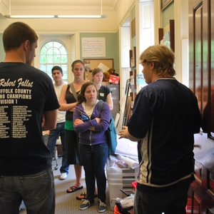 Phillips Brooks House Student Weatherization Project