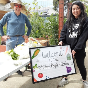 Pop-Up People's Pantry- Feeding those in need in response to COVID-19