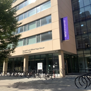New York University Bike Racks
