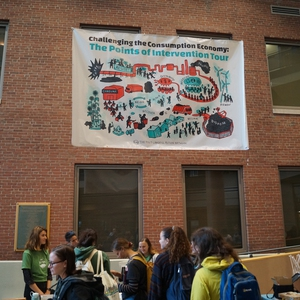 University of Vermont Points of Intervention Fair