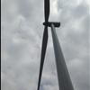 Central Community College Hastings, NE 1.7 MW wind turbine photo from the base