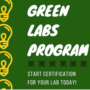 Implementation of a Green Labs Program in Campus Laboratories