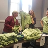 Earth Day t-shirts at Randolph College
