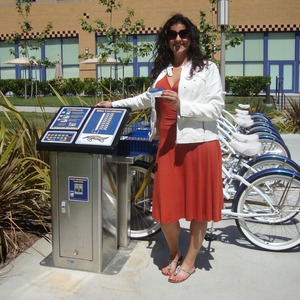 Implementation of ZotWheels Automated Bikeshare at the University of California, Irvine