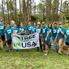Tree Campus USA Planting Event